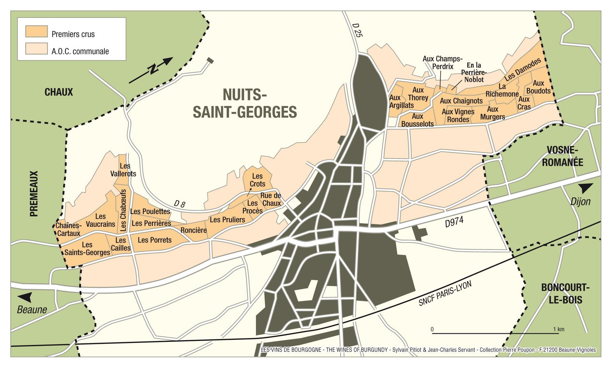 ETS BLONDEAU NUITS ST GEORGES