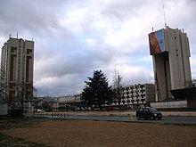 S .M .A .(SAINT MARTIN AUTOMOBILES) MONTEREAU FAULT YONNE