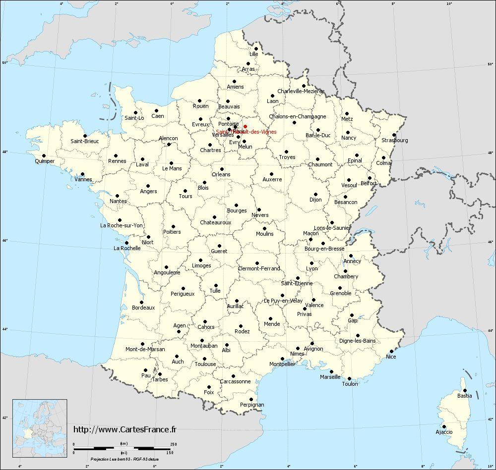I.D.F. (ILE DE FRANCE DEPANNAGE) ST THIBAULT DES VIGNES